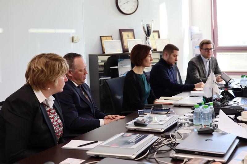 «Эксперт РА» провел рабочую встречу с руководством правительства Ульяновской области