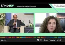Юлия Катасонова рассказывает о верификации инструментов устойчивого развития